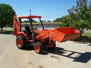 2008 Kubota L39 4x4 Compact Tractor - $9800