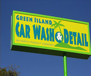 Green Island Car Wash