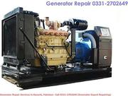 Heavy Diesel Generator,  Repairing,  Installation company in Karachi
