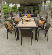 Christmas Sale - All Weather Indoor and Outdoor Dining Furniture