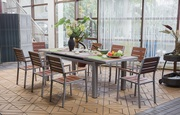 9 Piece Extendable Dining Set on Sale