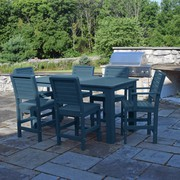 Outdoor Counter Dining Set On Sale at Gooddegg