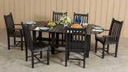 Outdoor 7 Piece Dining Table Set on Sale