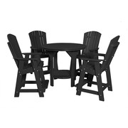 Outdoor 5 Piece Pub Set On Sale