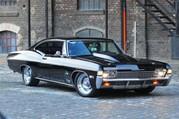Chevrolet K-5 Blazer 1968/1973 Chevrolet K-5 Blazer 1968/1973